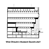 David Schafer | What Should a Museum Sound Like?