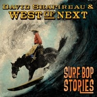 David Shapireau & West of Next | Surf Bop Stories