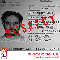 Dawud Wharnsby | Welcome To the I.C.E. (vocal and percussion version)