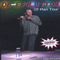 Don Barnhart | The De-Evolution of Man