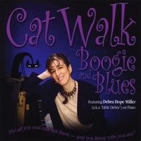 Debra Hope Miller | Cat Walk Boogie and Blues