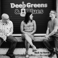 Deep Greens & Blues | Back to Home