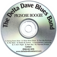The Delta Dave Blues Band | Pignose Boogie