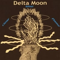 Delta Moon | Clear Blue Flame