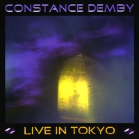 Constance Demby | Constance Demby - Live in Tokyo