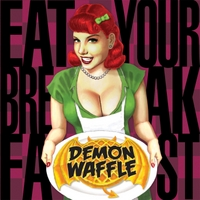 Demon Waffle | Eat Your Breakfast