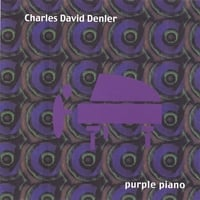 Charles Denler | Purple Piano