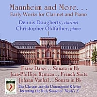 Dennis Dougherty and Christopher Oldfather | Mannheim and More . . .vol.1