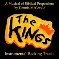 Dennis McCorkle | The Kings (Instrumental Backing Tracks)
