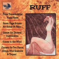 Dennis Ruff | Concerto for Two Pianos, etc.