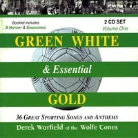 Derek Warfield | Green White & Essential Gold Volume 1 (2 CD Set)