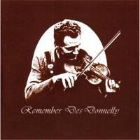 Des Donnelly | Remember Des Donnelly