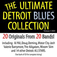 Ultimate Detroit Blues Collection | Ultimate Detroit Blues Collection
