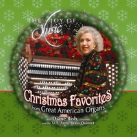Diane Bish & U.S. Army Brass Quintet | Christmas Favorites from Great American Organs