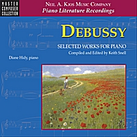 Diane Hidy & Keith Snell | Debussy: Selected Works for Piano