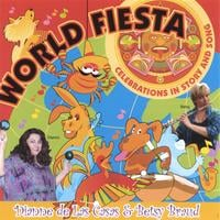 Dianne de Las Casas | World Fiesta - Celebrations in Story and Song