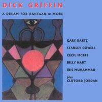 Album A Dream for Rashaan by Dick Griffin