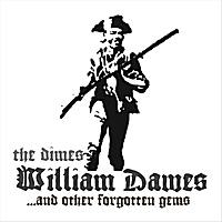 The Dimes | William Dawes and Other Forgotten Gems