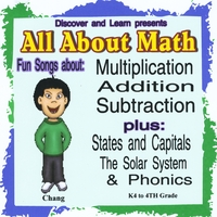 The Discover and Learn Singers | All About Math