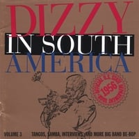Dizzy Gillespie | Dizzy In South America Vol3 (Double CD)