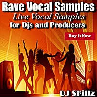 Dj skillz rave vocal samples cd baby music store for Classic house vocal samples