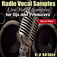 Dj skillz radio vocal samples cd baby music store for Classic house vocal samples