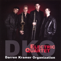 DKO The Darren Kramer Organization | Electric Quartet