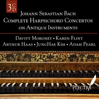 Various Artists | Complete Harpsichord Concertos on Antique Instruments