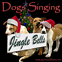 Dogs Singing | Jingle Bells (Singing Dogs)