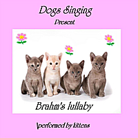 Dogs Singing | Brahms Lullaby (Cats Meow)