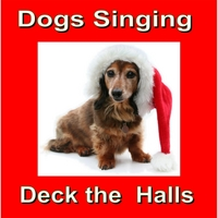 Dogs Singing | Deck the Halls (Singing Dogs)