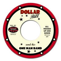 Dollar Bill and his One Man band | All Messed Up and Down