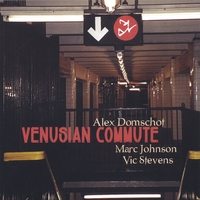 Alex Domschot | Venusian Commute