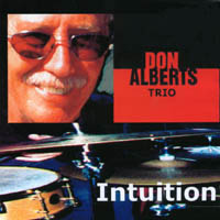 Don Alberts Trio | Intuition