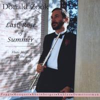 Donald Zook | Last Rose of Summer