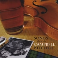 Don Campbell | Songs from the Campbell Kitchen