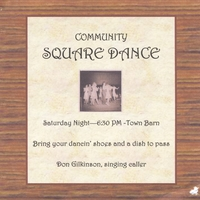 Don Gilkinson | Community Square Dance