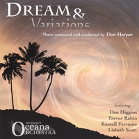Don Harper's Oceana Orchestra | Dream and Variations