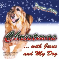 Donna Lea | Christmas... With Jesus and My Dog