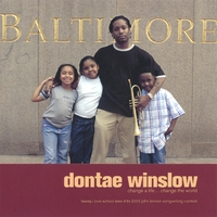 Dontae Winslow | Change A Life Change The World