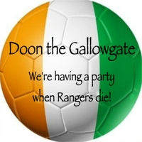 Doon the Gallowgate | We're Having a Party When Rangers Die!