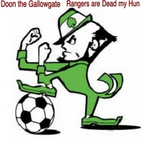 Doon the Gallowgate | Rangers Are Dead My Hun