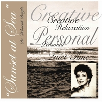 Dr. Deborah Bright | Creative Relaxation: Personal Quiet Time Sunset At Sea