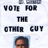 DR. Mystery | Vote for the Other Guy