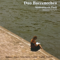 Duo Barrenechea - Flute and Piano | Moments in Paris - French Music for Flute and Piano