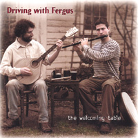 Driving With Fergus | The Welcoming Table