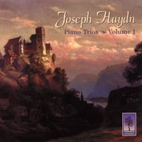 Eaken Piano Trio | Joseph Haydn - Piano Trios Volume One