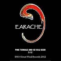 Earache | Pink Toenails and Ice Cold Beer