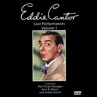 Eddie Cantor | Lost Performances Volume 1 DVD