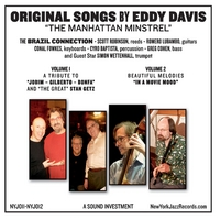 Eddy Davis & The Brazil Connection | The Brazil Connection, Vol. 1 & 2